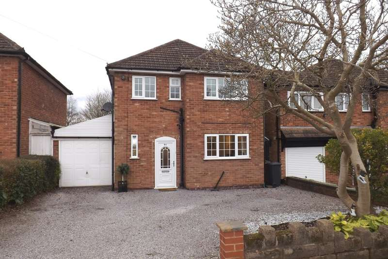 3 Bedrooms Semi Detached House for sale in Neville Road, Shirley, Solihull