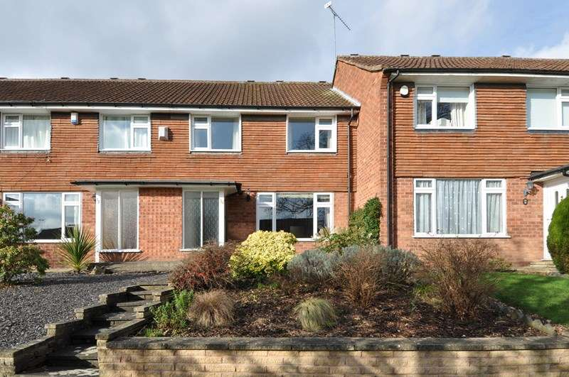 3 Bedrooms Terraced House for sale in Long Leasow, Bournville Village Trust, Selly Oak