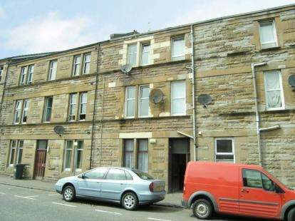 1 Bedroom Flat for sale in Eastside, Kirkintilloch, Glasgow