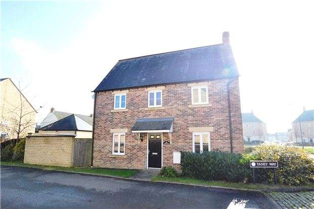 3 Bedrooms Semi Detached House for sale in Tansy Way, CARTERTON