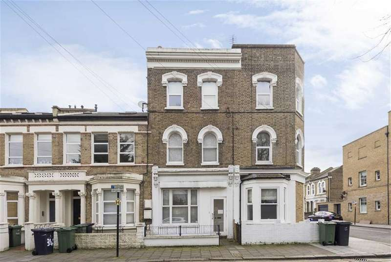2 Bedrooms Flat for sale in Kepler Road, LONDON