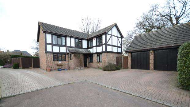 5 Bedrooms Detached House for sale in Hilmanton, Lower Earley, Reading