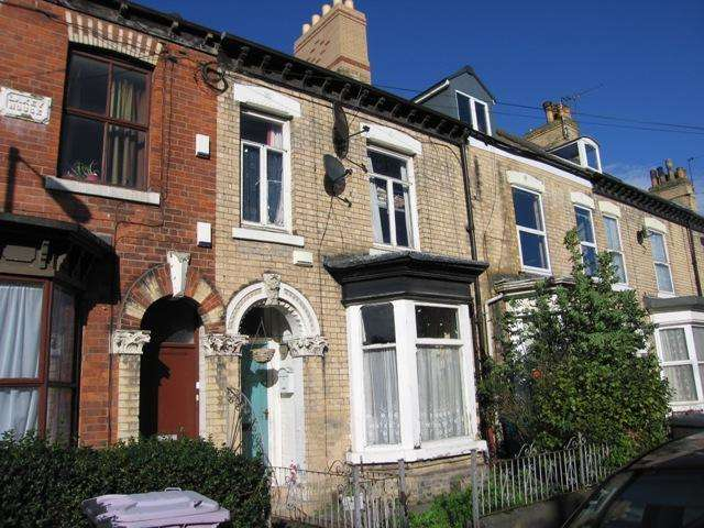 4 Bedrooms House for sale in De Grey Street, Hull, HU5 2SA