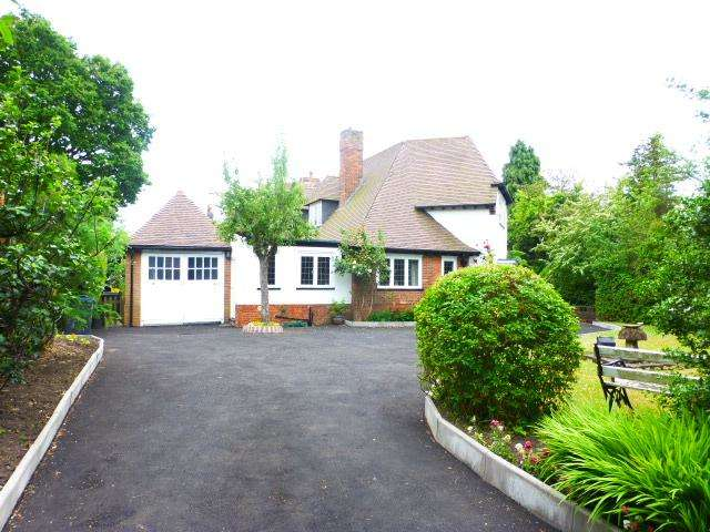 3 Bedrooms Detached House for sale in Lordswood Road, Harborne, Birmingham, B17 9QT