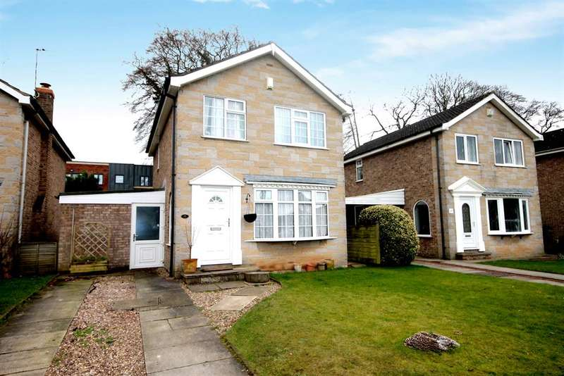 3 Bedrooms Detached House for sale in Heather Bank, Stamford Bridge, York, YO41 1EU