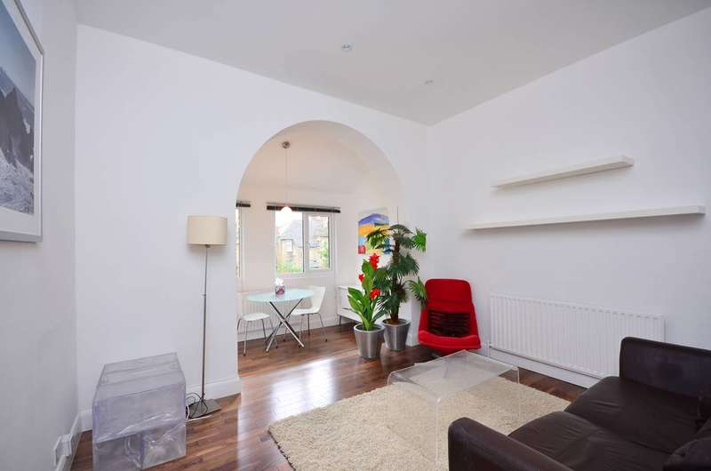 1 Bedroom Flat for sale in Christchurch Road, Tulse Hill, SW2