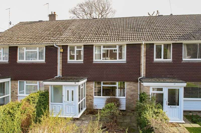 4 Bedrooms Terraced House for sale in Birling Drive, Tunbridge Wells