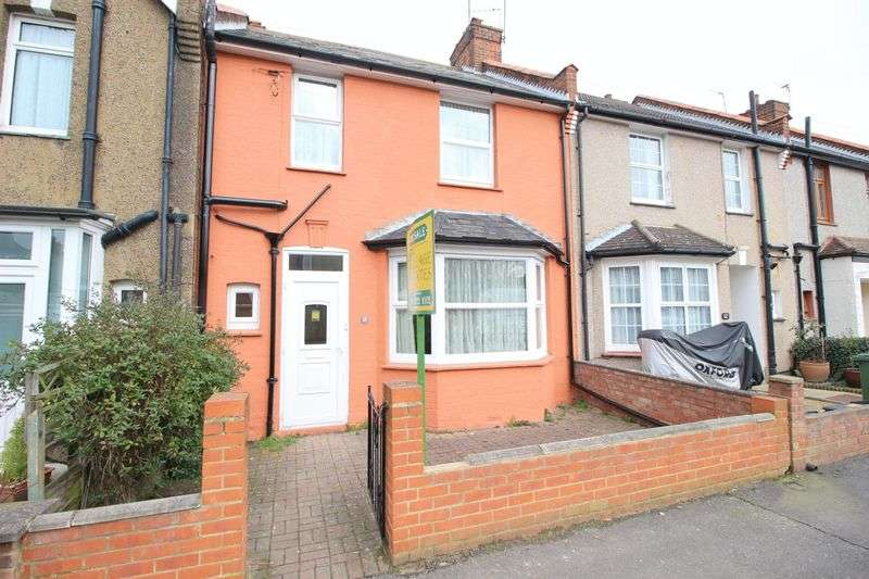 3 Bedrooms Terraced House for sale in Clifton Road, Sidcup, DA14 6PY