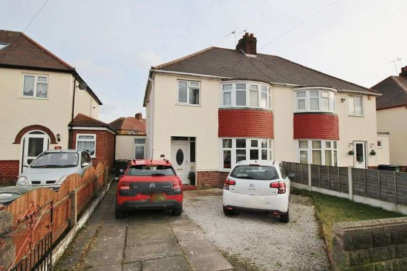 3 Bedrooms Semi Detached House for sale in Coppice Lane, Willenhall