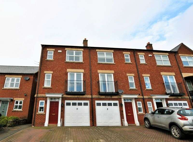 3 Bedrooms House for sale in Auction Close, Ashbourne