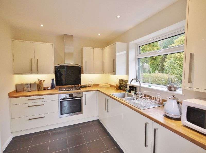 3 Bedrooms Detached House for sale in Highfield Close, Pembury
