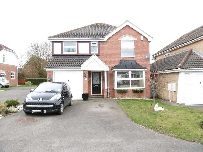 4 Bedrooms Detached House for sale in Challinor, Church Langley, Harlow