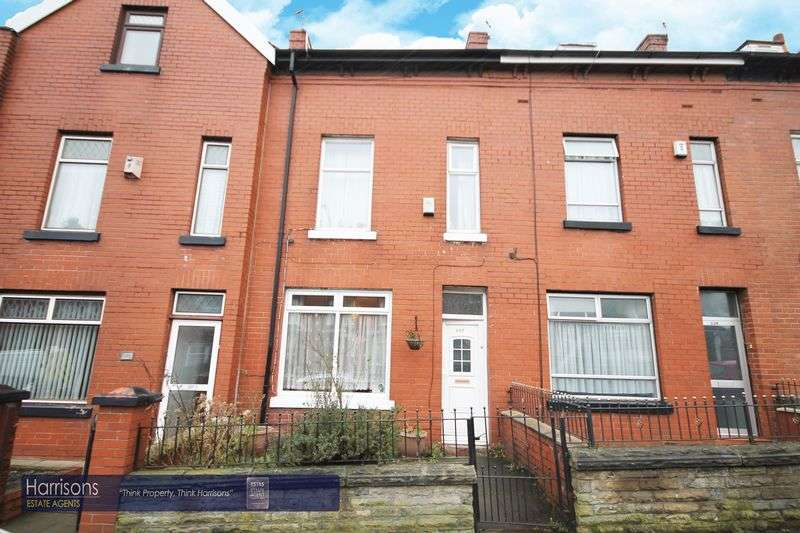 3 Bedrooms Terraced House for sale in Rishton Lane, Great Lever, Bolton, Lancashire.