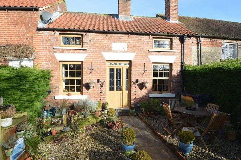 2 Bedrooms Terraced House for sale in Salton, Near Kirkbymoorside