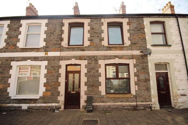 3 Bedrooms Terraced House for sale in Theodora Street, Splott