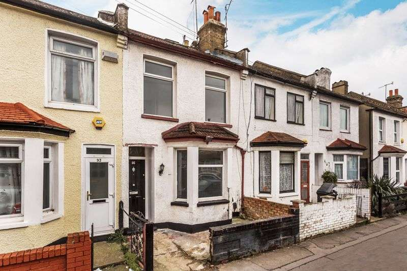 3 Bedrooms Terraced House for sale in Pemdevon Road, Croydon