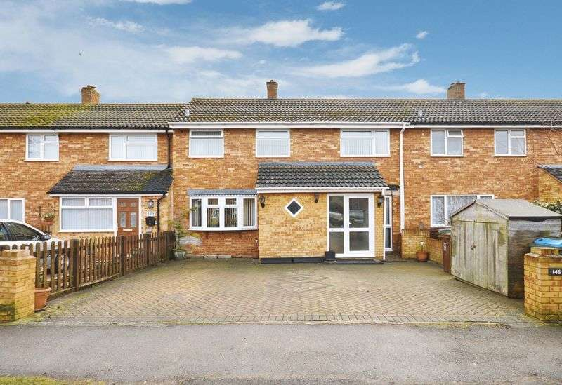 3 Bedrooms Terraced House for sale in Haddenham