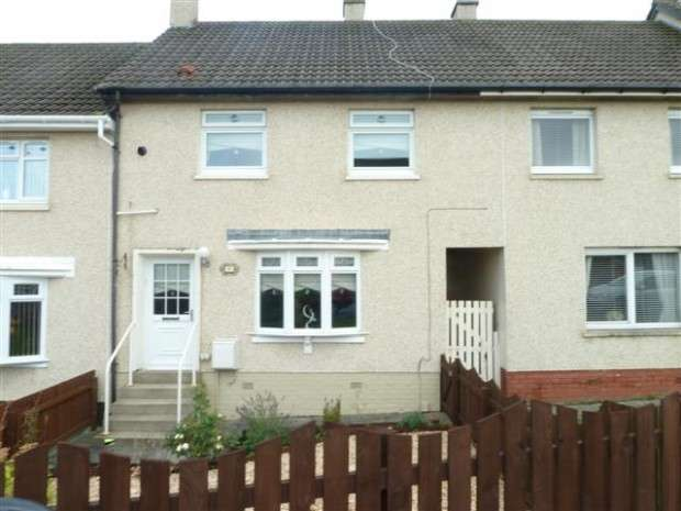 3 Bedrooms Terraced House for sale in Pickerstonhill, Motherwell, ML1