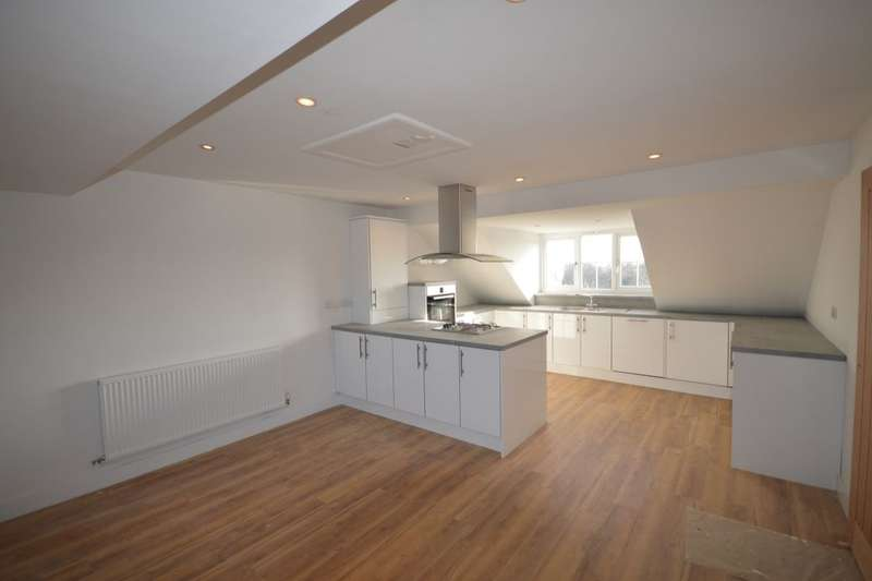 2 Bedrooms Flat for sale in Regent Road, Countesthorpe, Leicester, LE8