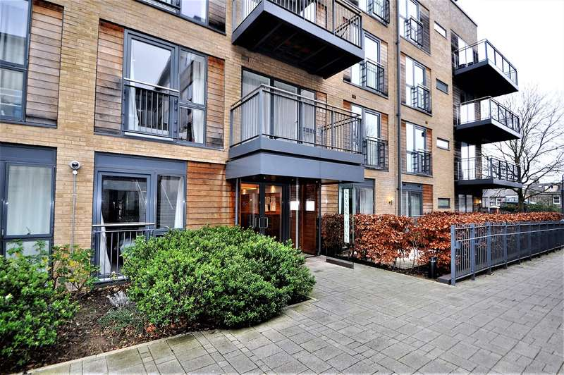 2 Bedrooms Apartment Flat for sale in Kingsley Walk, Cambridge, CB5