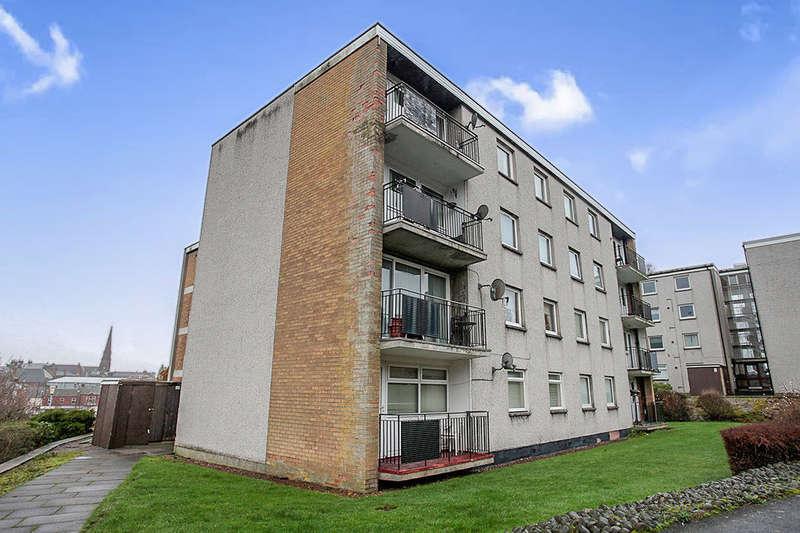 2 Bedrooms Flat for sale in Church Street, Dumfries, DG2