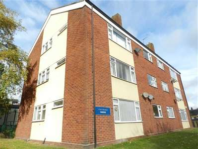 2 Bedrooms Flat for sale in Carfax, Cannock