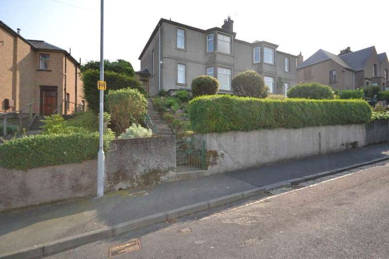 3 Bedrooms Semi Detached House for sale in 14, Douglas Road Hawick, TD9 9LW