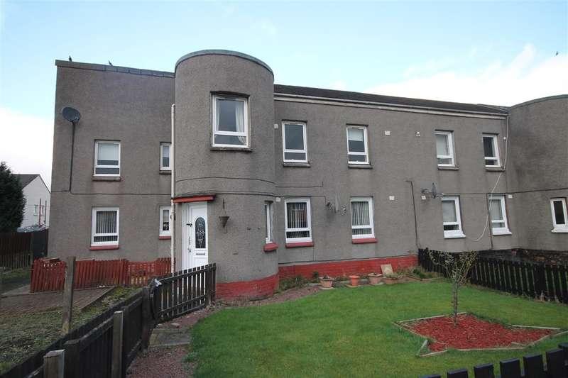 3 Bedrooms Flat for sale in Manse Avenue, Coatbridge