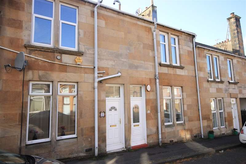 1 Bedroom Flat for sale in North Bute Street, Coatbridge