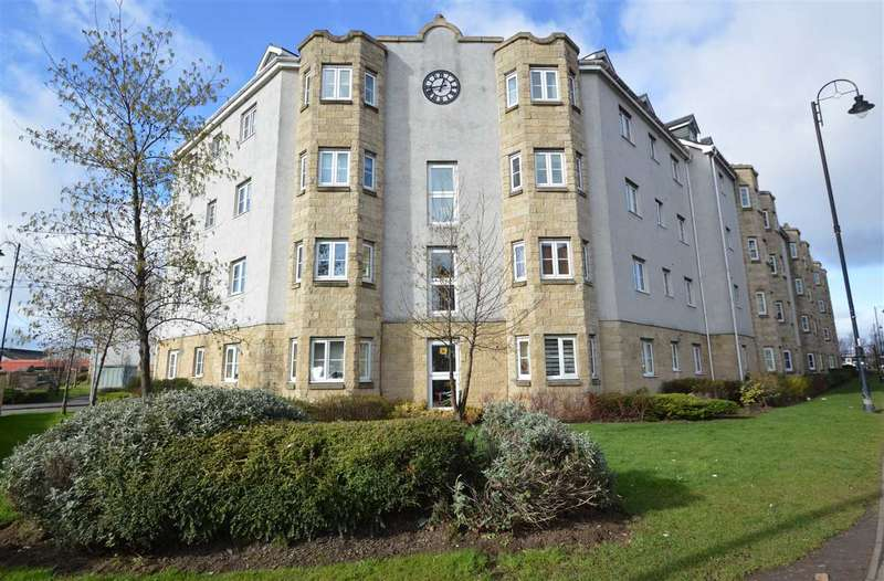 2 Bedrooms Apartment Flat for sale in Lloyd Court, Glasgow