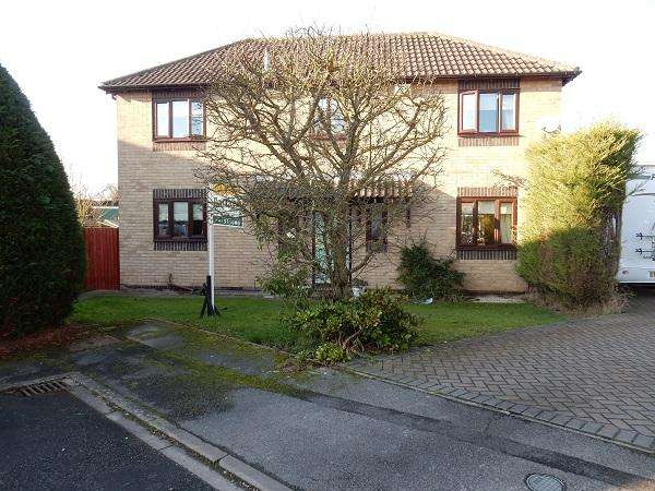 4 Bedrooms Detached House for sale in Oughton Road, Yarm TS15