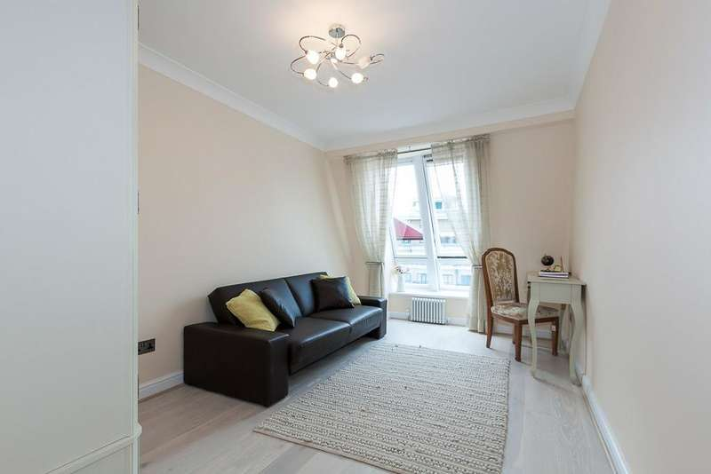 2 Bedrooms Flat for sale in Monck street, London SW1P