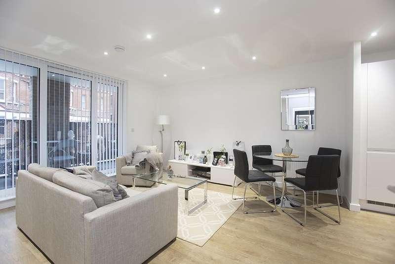 1 Bedroom Apartment Flat for sale in Pellerin Road, Hackney, London N16