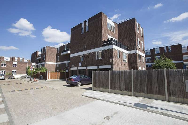 3 Bedrooms Flat for sale in Florida Street, Tower Hamlets, London E2