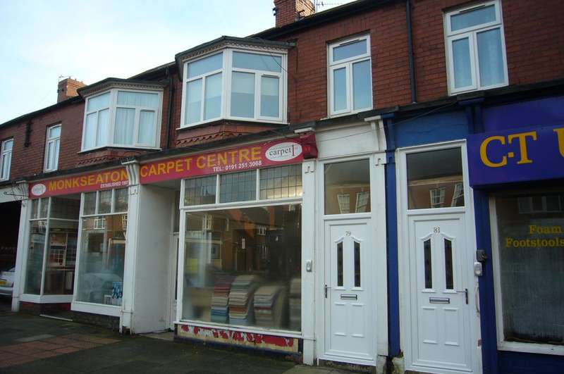 2 Bedrooms Flat for sale in Front Street, Monkseaton, Whitley Bay NE25