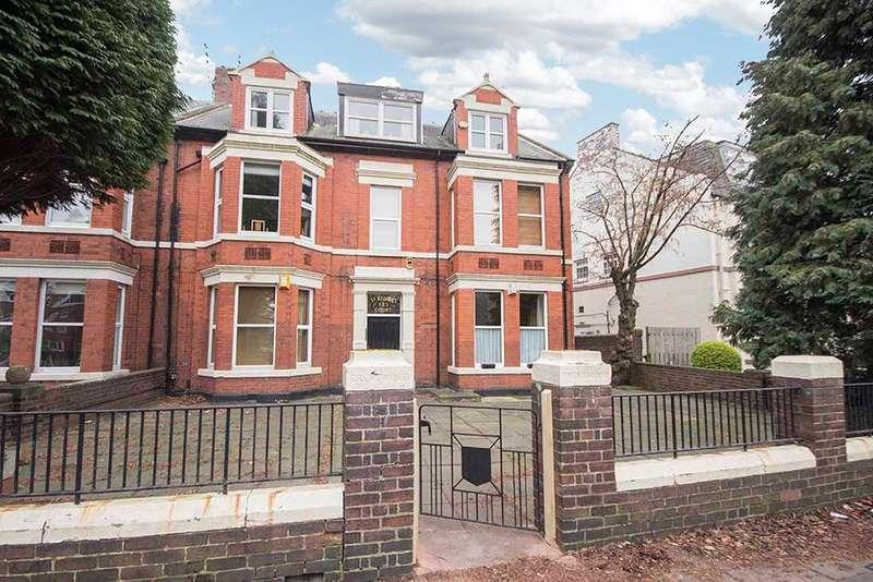 2 Bedrooms Apartment Flat for sale in Osborne Road, Jesmond, Newcastle upon Tyne NE2