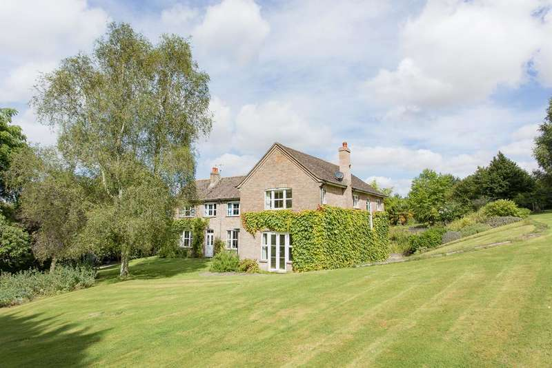 6 Bedrooms Country House Character Property for sale in Lockeridge, Marlborough, Wiltshire