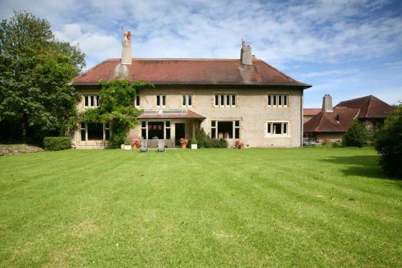 8 Bedrooms House for sale in South Lodge South Lodge Cottage, Bell Vue Lane, East Boldon, Tyne Wear NE36
