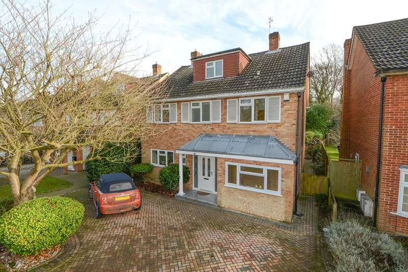 6 Bedrooms Detached House for sale in Firlands Road, Weybridge KT13