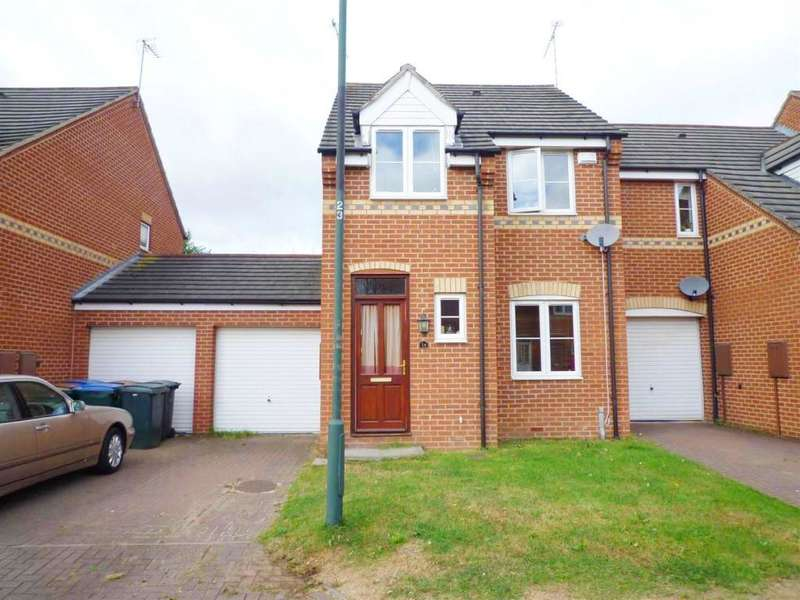 3 Bedrooms Link Detached House for sale in 3 bedroom Linked-detached House for sale