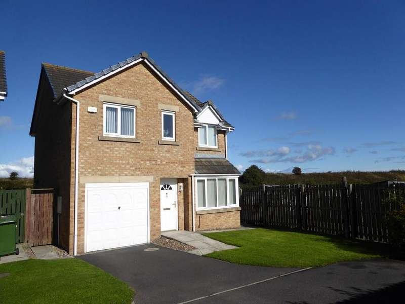 4 Bedrooms Detached House for sale in Woodhorn Farm, Newbiggin-By-The-Sea
