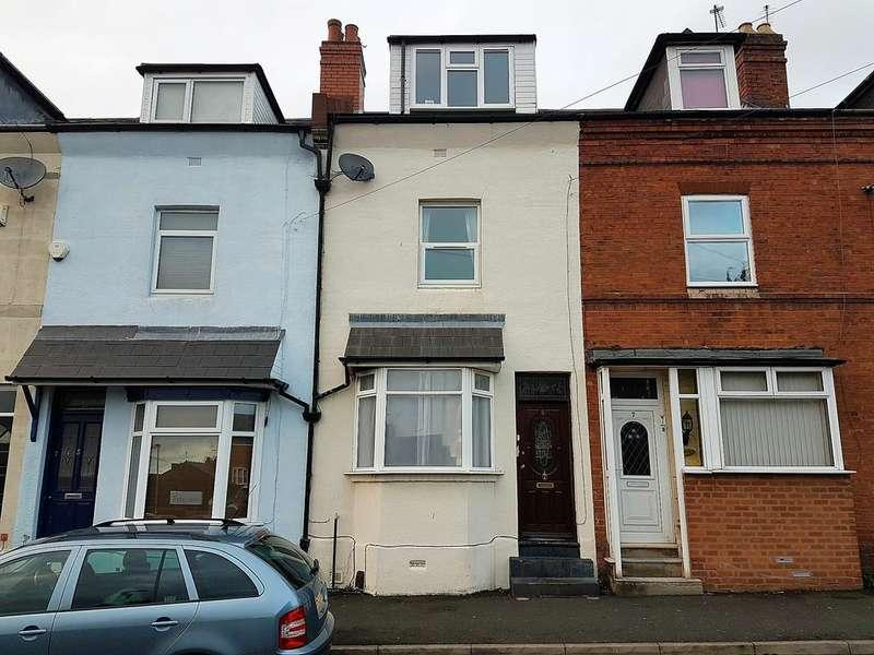 3 Bedrooms Terraced House for sale in Kings Terrace, Kings Heath, Birmingham B14