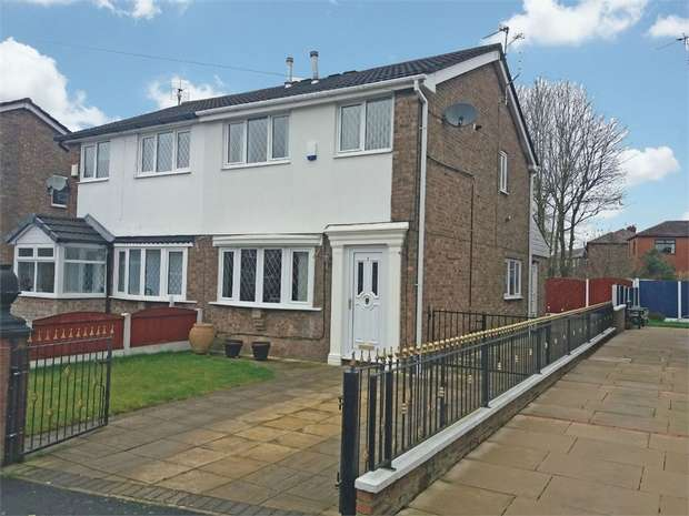 3 Bedrooms Semi Detached House for sale in Landsberg Road, Failsworth, Manchester, Lancashire