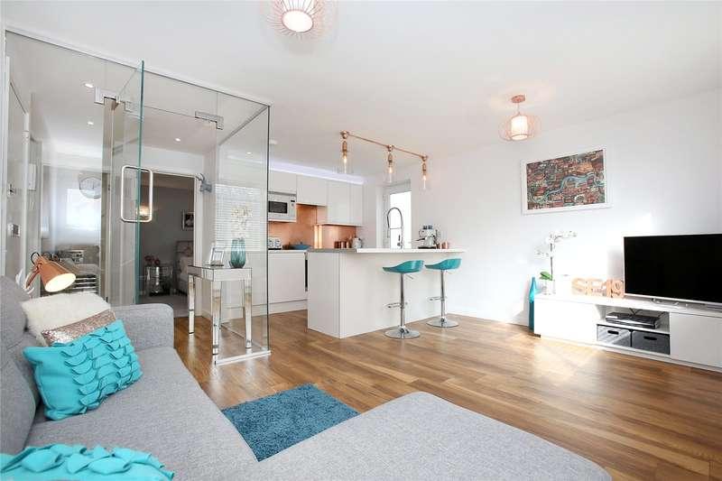 1 Bedroom Apartment Flat for sale in Oxford Road, Crystal Palace