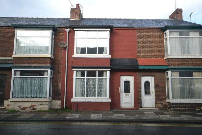 3 Bedrooms Terraced House for sale in Thrush Road, Redcar TS10