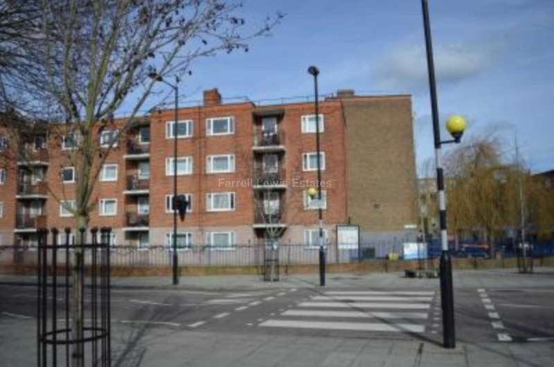 3 Bedrooms Flat for sale in Hoxton, N1 5PX