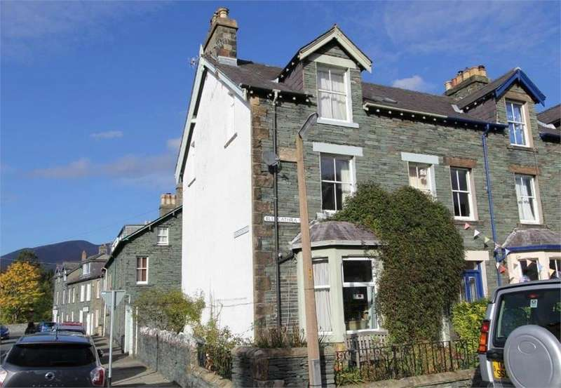 5 Bedrooms End Of Terrace House for sale in 21 Blencathra Street, Keswick, Cumbria