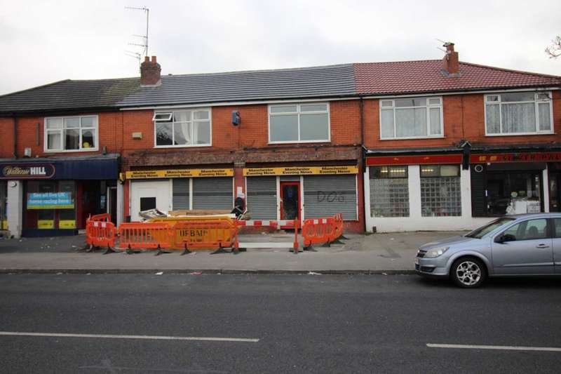 Commercial Property for sale in Moss Road, Manchester