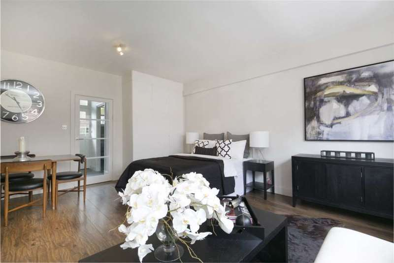 Studio Flat for sale in Phoenix House, Charing Cross Road, Convent Gardens, WC2H
