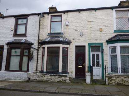 2 Bedrooms Terraced House for sale in Irene Street, Burnley, Lancashire